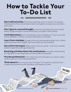 How to Make Your To-Do List More Productive