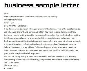Make Hundreds of Dollars a Week Writing Letters for Business and Private Clientele
