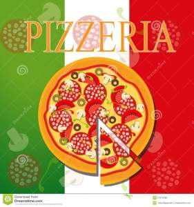 The Famous -Little Italy- Pizza Menu Design - Why It's Perfect