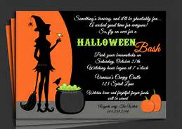 How to Make Free Halloween Party Invitations