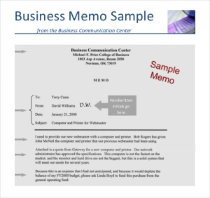 How to Write Office Memos in Three Quick Paragraphs