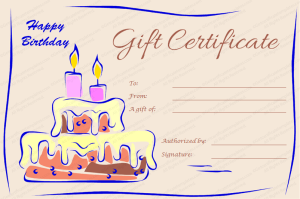 How to Keep Track of Gift Certificates