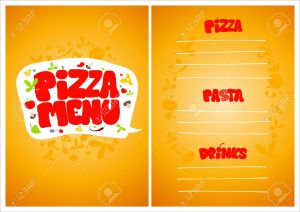 Pizza Menu Printing Survey Results - Feedback From Pizza Shop Owners