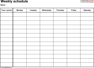 The New Work Week - Scheduling Made Employee Friendly