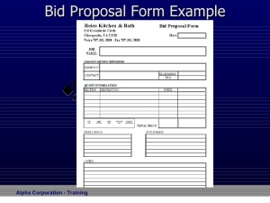 How to Compare a Bid Proposal